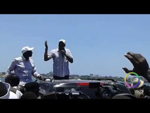 Tunafuatana na yeye afanye nini? Mimi sio bibi yake - Rais Uhuru Kenyatta