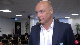 LIVE: MFF presenterar Uwe Rösler