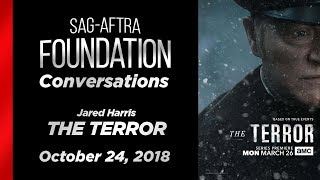 Conversations with Jared Harris of THE TERROR
