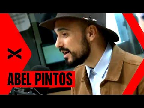 Abel Pintos en Vorterix - Entrevista