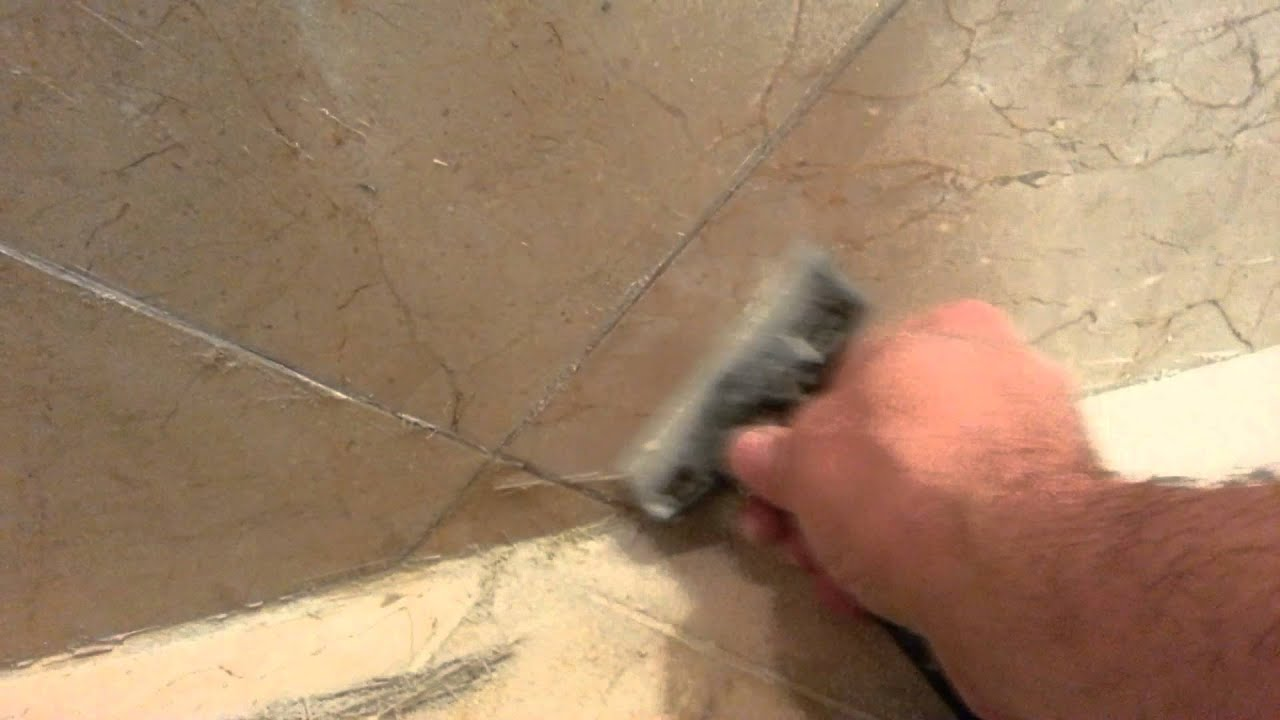 Marble cleaning and soap scum removal marble shower for Cleaning products for marble showers