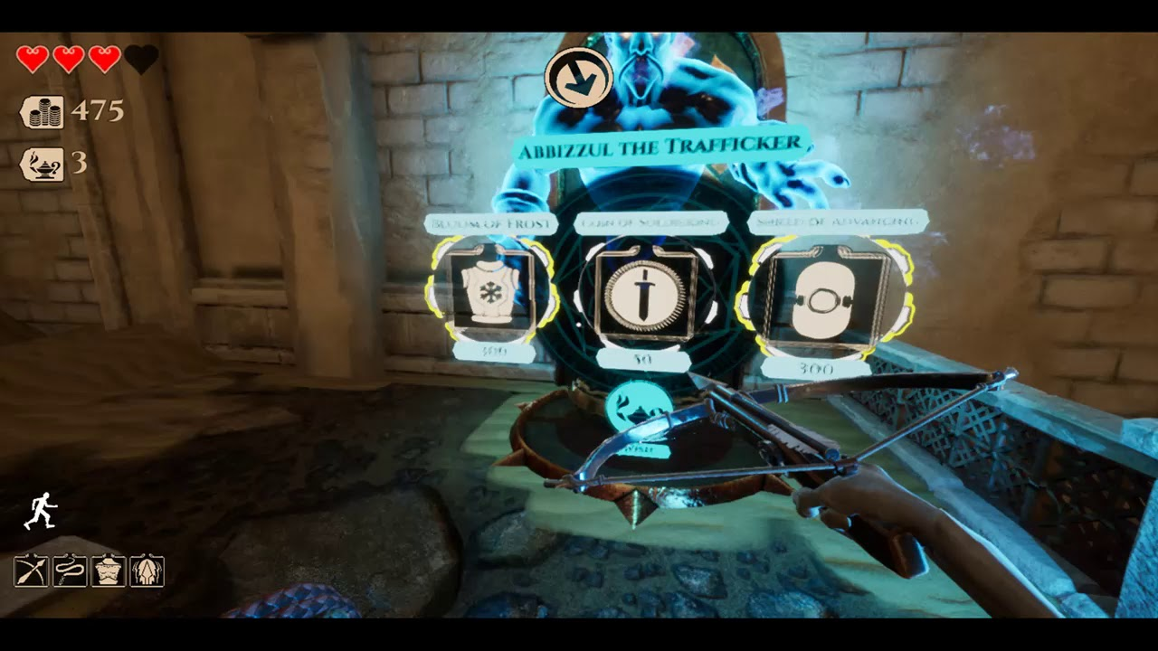 City of Brass: Unlocked New Character - The Skeleton