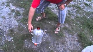 Испытания походного самовара - паровозный свисток )))(, 2013-07-31T16:42:52.000Z)