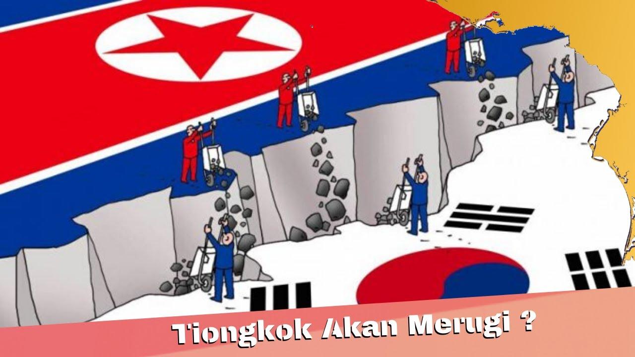 Apakah Tiongkok akan dirugikan bila Korea bersatu?