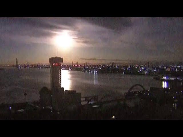 明るさ満月並み、「火球」の目撃相次ぐ 東海や近畿地方