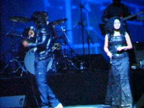 Anwesha and Shaan at NABC'09 Woh ladki hai kahaan & Kuchh na kaho