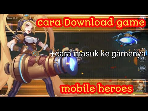 Cara Download Game Mobile Heroes | Cara Download Game #1