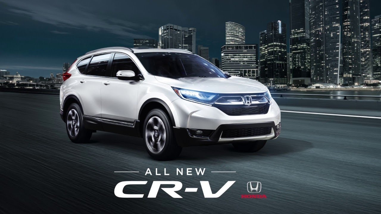 The All New Honda Crv 2018 More Luxury And Tech