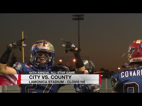64th Annual City-County All-Star Football Game