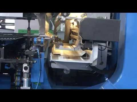 Cutting Tool Automation for Prima Power Express Bender
