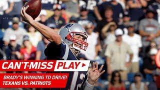 Tom Brady Puts Together Clutch Game-Winning TD Drive! | Can't-Miss Play | NFL Wk 3 Highlights thumbnail
