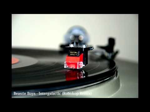 Beastie Boys  Intergalactic Robokop Remix HD