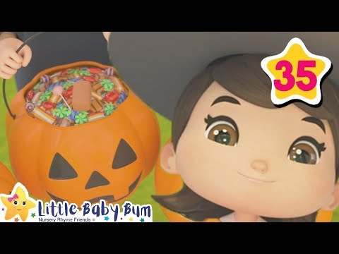 Yes Yes! Halloween Trick or Treat | How To Nursery Rhymes | Fun Learning | ABCs And 123s