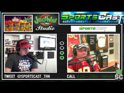 SPORTSCAST: EP 327 (PART 1) - NFL HEADLINES & POWER RANKINGS, VIDEO GAMES, CHEATING IN SPORTS