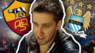 AS Roma vs Manchester City | Futbolove On Tour #1