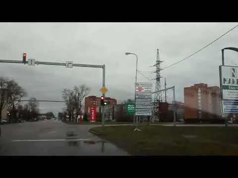 Estonia Russia border crossing (Narva)
