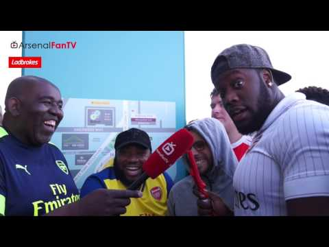 Arsenal 2 Man City 1 | Man City Fans Have Turned Their Phones Off!