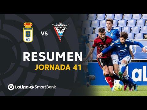 Oviedo Mirandes Goals And Highlights