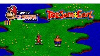 ToeJam & Earl is the WEIRDEST GAME EVER MADE | Sega Genesis REVIEW
