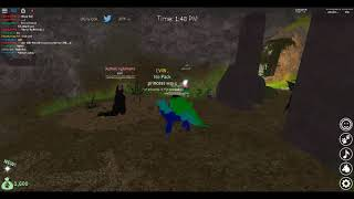 Roblox Wolves life 3 rollplay!!! (im sry i talk to myself.....)