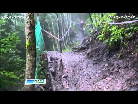 Danny Hart - Champery - 2011 UCI Downhill World Championship