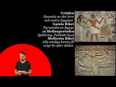 Egypten, Del 1 - Samhället