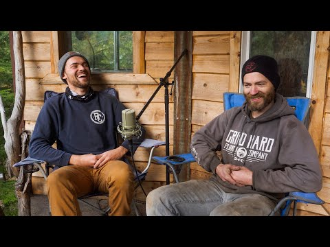 How I Built The Bicycle Elevator Tree House Podcast #2 thumbnail
