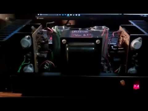 Hafler DH-200 repair Fixed !!!!