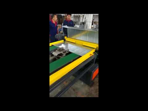 Duct Manufacture Auto Line Pro, Duct Machine, Duct Forming ...