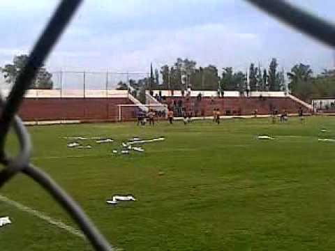 Gol de penal de Lujan - Cordón del Plata