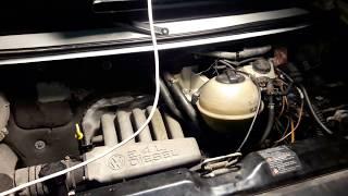 Фольцваген Т4 Ремонт радиатора охлаждения и косяки.
