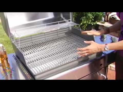 Weber Genesis S 310 >> Weber Genesis S-310 Stainless Steel Lp Gas Grill - Product Review Video - YouTube