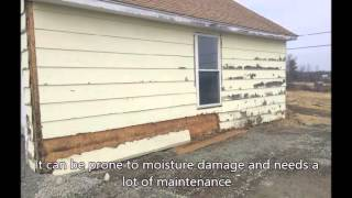 What Does Masonite Look Like? Chicago Home Inspections