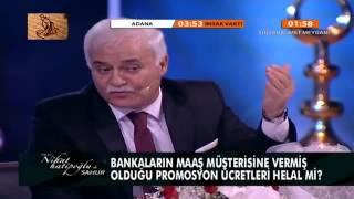Bankaların Vermiş Olduğu Promosyon Ücretleri Helal Mi 2017 Video