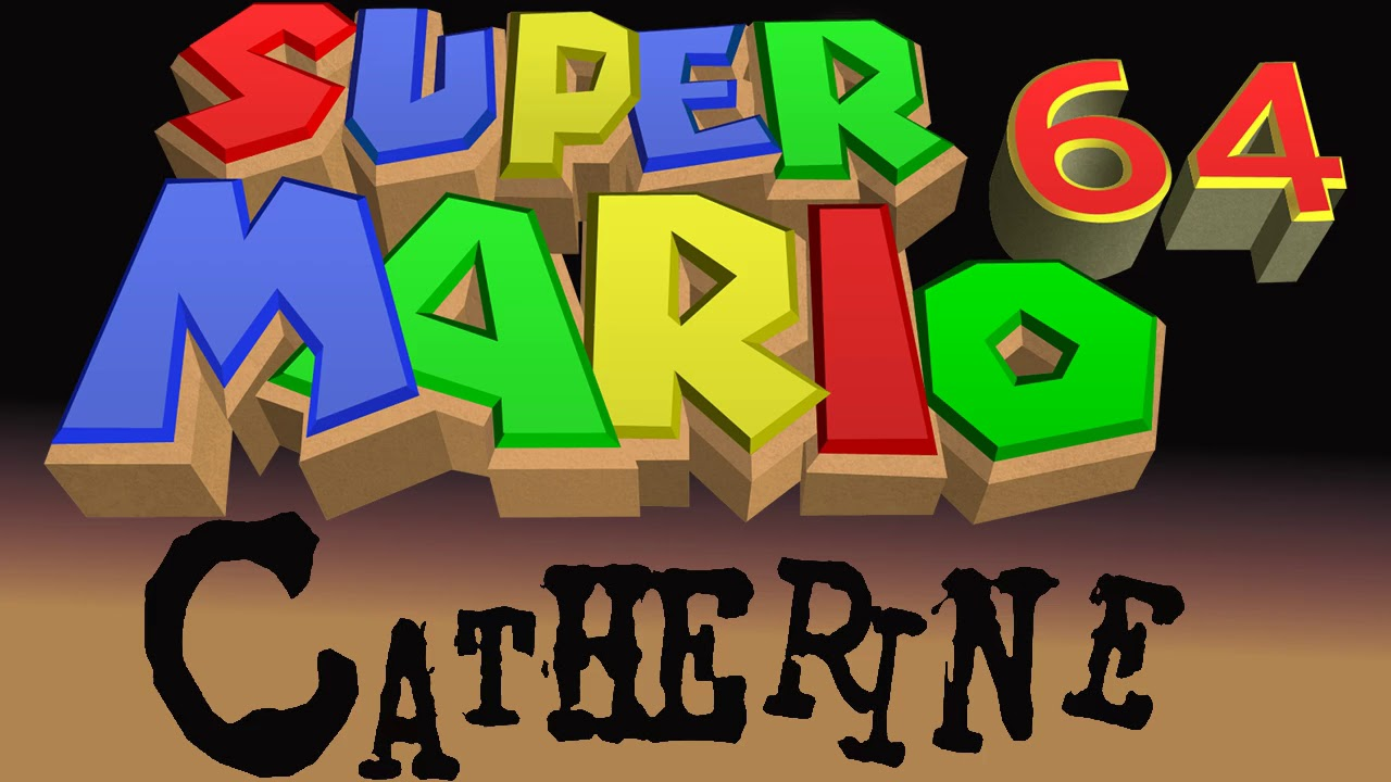 Mario/Catherine Mix: Koopa's Road in G minor