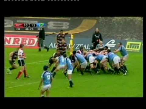 Daniel Crichton Counties Manukau Highlights