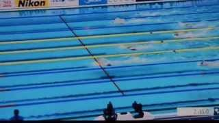 2015 FINA World Championships Women's 800 Free Relay Kazan
