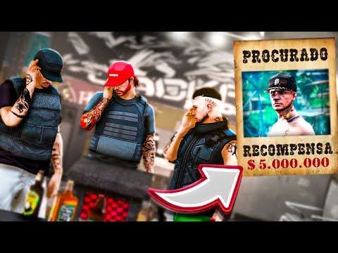 GTA V : VIDA DO CRIME   ESTAMOS PROCURANDO O RD PELAS FAVELAS!    EP#40