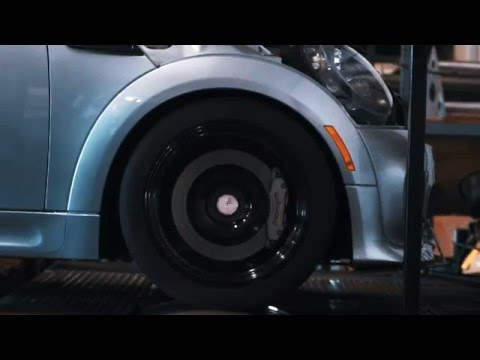 317whp 07 MINI Cooper S by EuroTechs