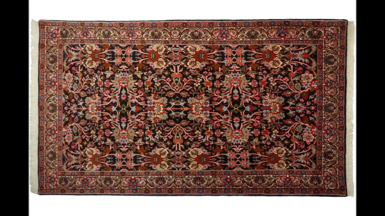 Fabulous Tapis Mozart - Tapis d'Orient fait main - YouTube BE59
