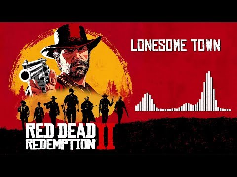 Red Dead Redemption 2  Soundtrack - Lonesome Town   With Visualizer