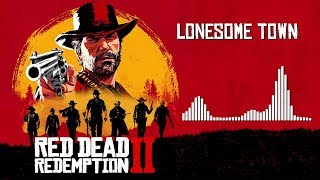 Red Dead Redemption 2 Official Soundtrack - Lonesome Town | HD (With Visualizer)