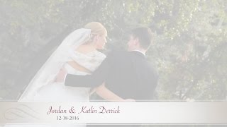 Jordan & Katlin Derrick Wedding - December 18, 2016 - Boxless Entertainment