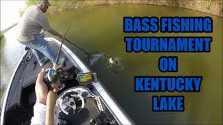 FLW Bass Tournament | Coangler Kentucky Lake