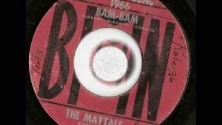 The Maytals - bam bam festival song 1966 - bmn records