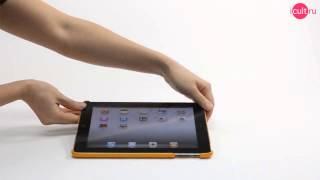 видео Чехол-книжка OU case для Apple iPad 9,7