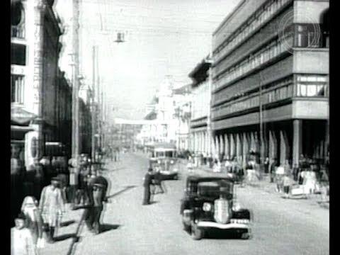 КИНОХРОНИКА ТАТАРСТАНА. 1937 год - Казань, ТАССР