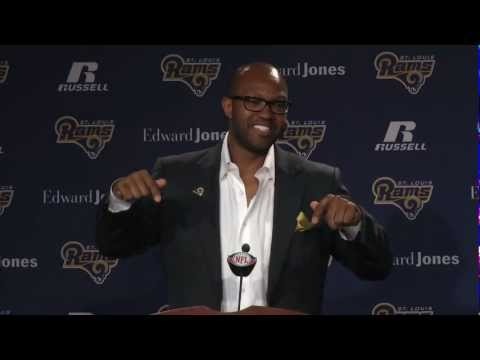 Torry Holt Retirement Speech - 101ESPN