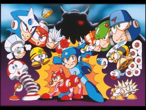 Megaman 3 Improvement (featuring RushJet1 VRC6) full playthrough