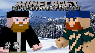 Minecraft | Lost: Mystery Island | #8 FIVE ALARM FIRE